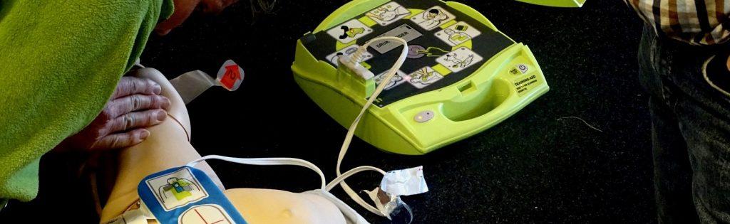 AED / Reanimatiecursus