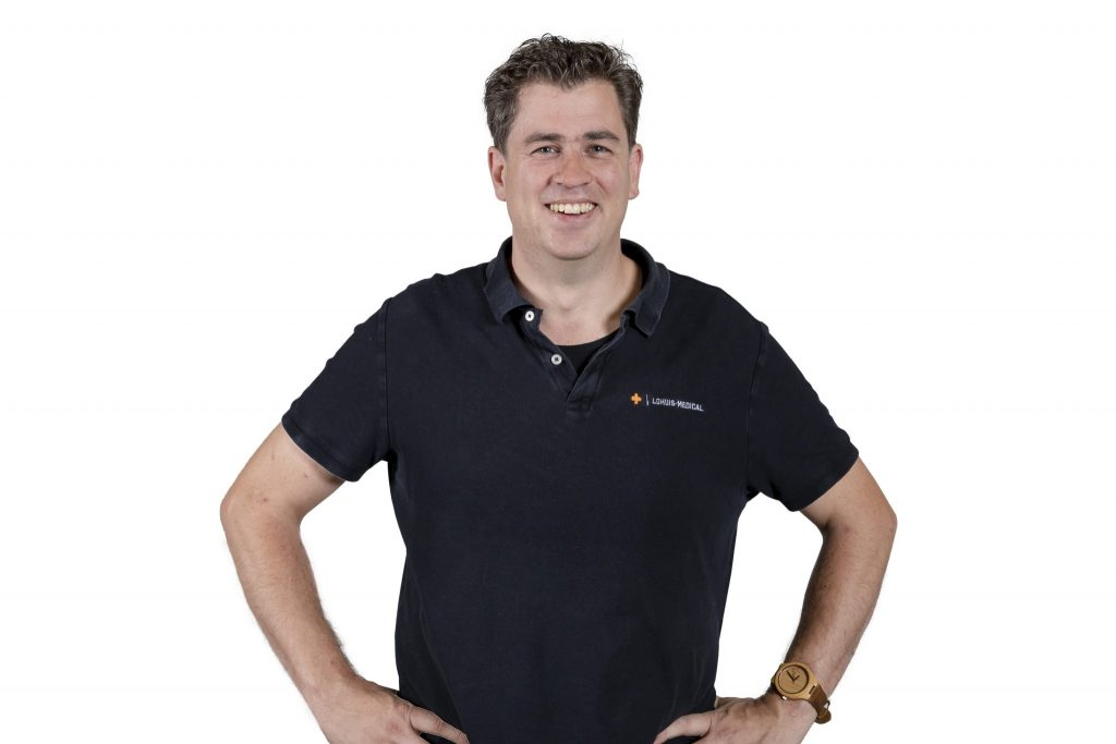 Contactfoto van Jos Lohuis