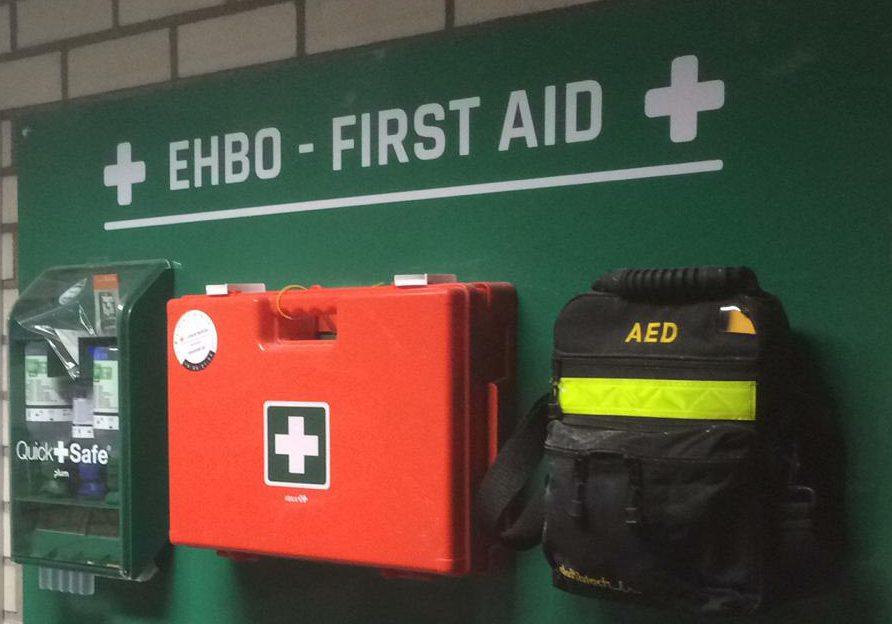 eerste hulp station